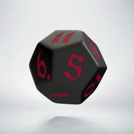 D12 Classic Runic Black & red