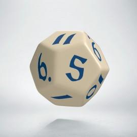 K12 Klasyczno Runiczna Beżowo-niebieska