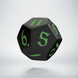D12 Classic Runic Black & green