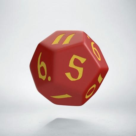 K12 Klasyczno Runiczna Czerwono-żółta