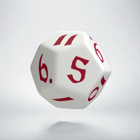 D12 Classic Runic White & red