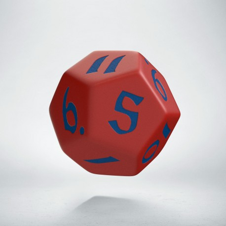 K12 Klasyczno Runiczna Czerwono-niebieska