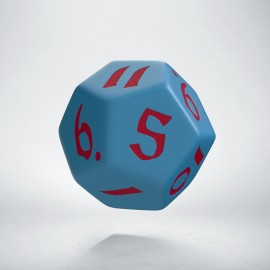 D12 Classic Runic Blue & red