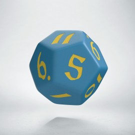 D12 Classic Runic Blue & yellow