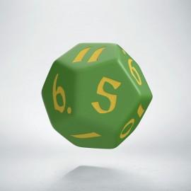 K12 Klasyczno Runiczna Zielono-żółta