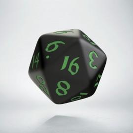 D20 Classic Runic Black & green