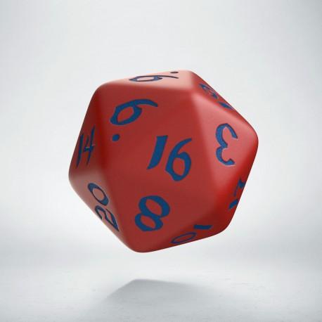 K20 Klasyczno Runiczna Czerwono-niebieska