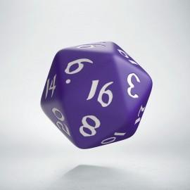 D20 Classic Runic Purple & white
