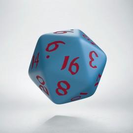 K20 Klasyczno Runiczna Niebiesko-czerwona