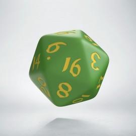 K20 Klasyczno Runiczna Zielono-żółta