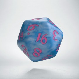 D20 Classic Runic Glacier & pink