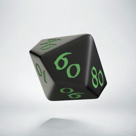 D100 Classic Runic Black & green