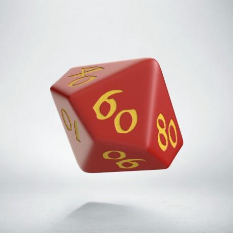 K100 Klasyczno Runiczna Czerwono-żółta
