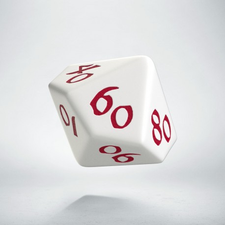 D100 Classic Runic White & red