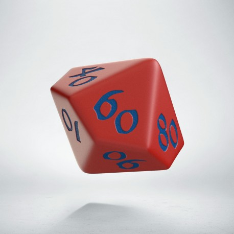 D100 Classic Runic Red & blue