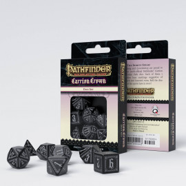 Pathfinder Carrion Crown Dice Set (7)