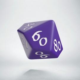 D100 Classic Runic Purple & white