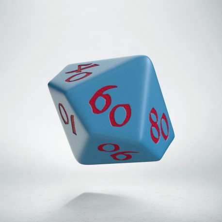 D100 Classic Runic Blue & red
