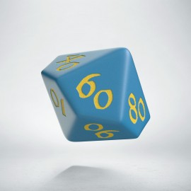D100 Classic Runic Blue & yellow