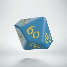 K100 Klasyczno Runiczna Niebiesko-żółta