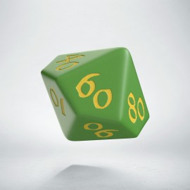 D100 Classic Runic Green & yellow
