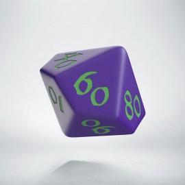 D100 Classic Runic Purple & green