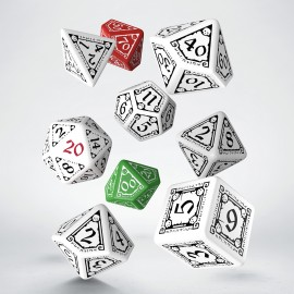 RPG Icons Dice Set: Baniak