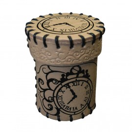 Steampunk Leather Dice Cup - Unusual UNC003