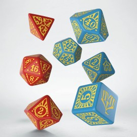Pathfinder Extinction Curse Entertainer's Dice Set (7)