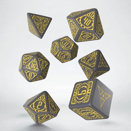 Kości RPG Starfinder Threefold Conspiracy (7)