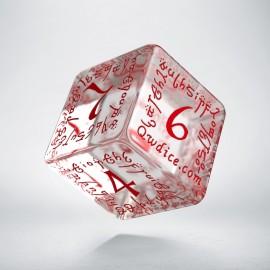 K6 Elficka Przejrzysto-czerwona