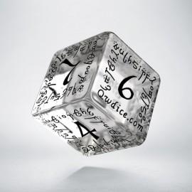K6 Elficka Przejrzysto-czarna
