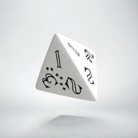 K4 Jaśniejąca Kość Lamowa (Biało-czarna)
