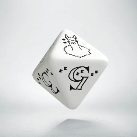 K8 Jaśniejąca Kość Lamowa (Biało-czarna)