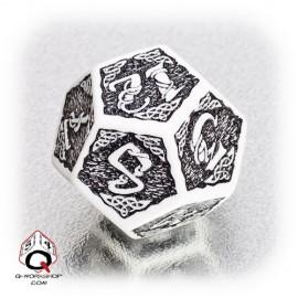 K12 Celtycka 3D Biało-czarna (1)
