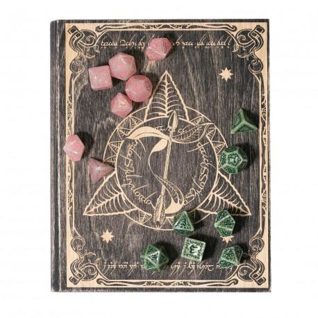 Book of Dice - Elvish Tales