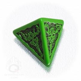 K4 Celtycka 3D Zielono-czarna (1)