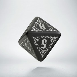 D8 Bloodsucker Black & silver die