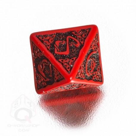 K8 Celtycka 3D Czerwono-czarna (1)