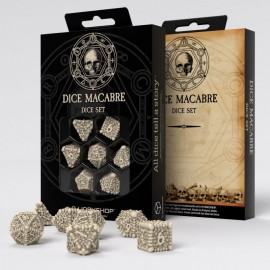 Dice Macabre Set