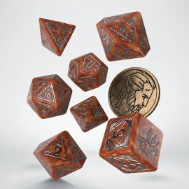 PRE-ORDER The Witcher Dice Set. Geralt  - The Monster Slayer