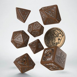 PRE-ORDER The Witcher Dice Set. Geralt  - Roach's Companion