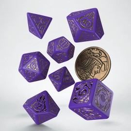 PRE-ORDER The Witcher Dice Set. Dandelion - Viscount de Lettenhove