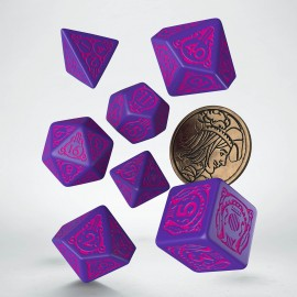 PRE-ORDER The Witcher Dice Set. Dandelion - the Conqueror of Hearts