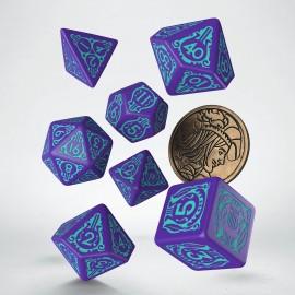 PRZEDSPRZEDAŻ Wiedźmin, zestaw kości RPG. Jaskier - Pół Wieku Poezji