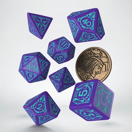 PRE-ORDER The Witcher Dice Set. Dandelion - Half a Century of Poetry