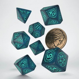 PRE-ORDER The Witcher Dice Set. Yennefer - Sorceress Supreme