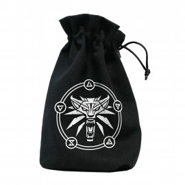 PRE-ORDER The Witcher Dice Pouch. Geralt - School of the Wolf