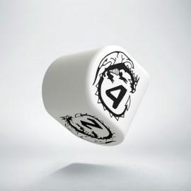 D4 Dragons Modern White & Black