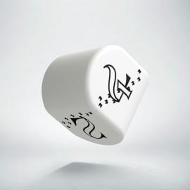 K4 Jaśniejąca Lamowa Modern (Biało-czarna)
